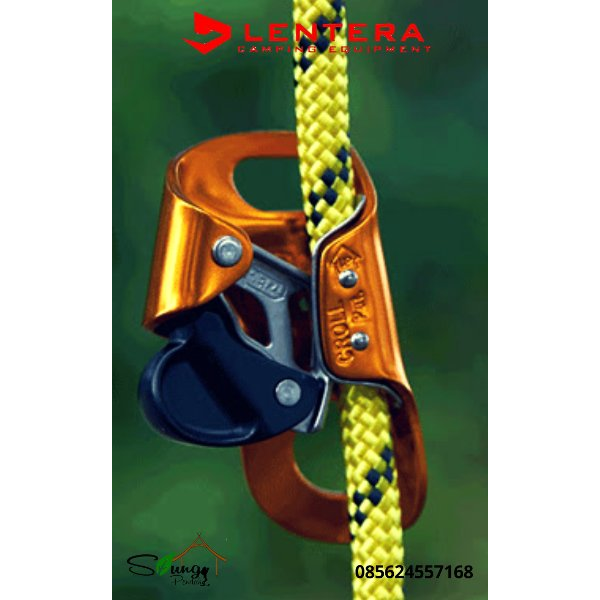 harga Petzl Croll Chest Rope Clamp or Ascender not Descender. Jumar. Pulley. Carabiner elevenia.co.id
