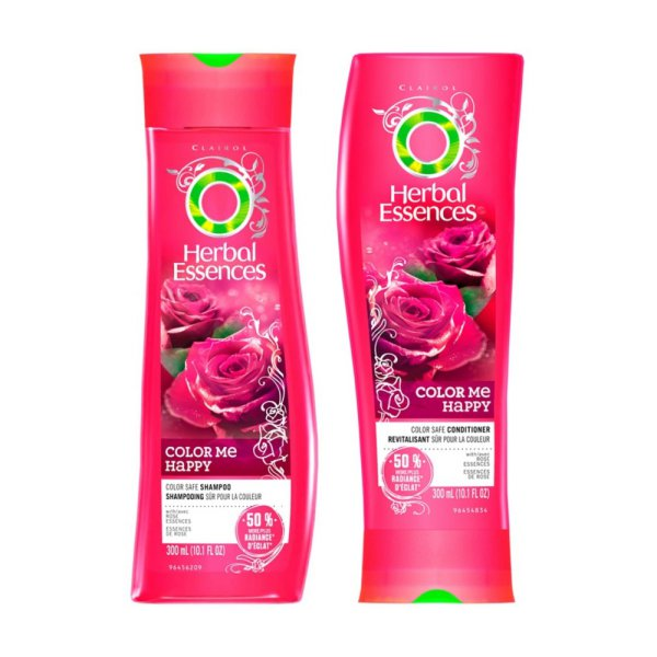 harga Herbal Essences Color Me Happy Paket (Shampoo+ Conditioner) 300ml/Untuk Rambut Dicat elevenia.co.id