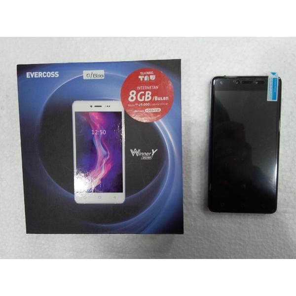 harga Evercoss A75 Max Winner Y Ram 1 GB Rom 8 GB - Black elevenia.co.id