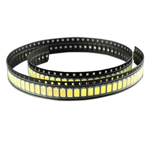 harga 4000pcs SMD LED 5730 Cold White Putih 1 Roll elevenia.co.id