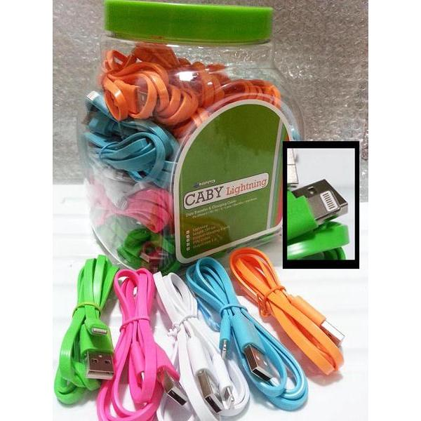 harga Hippo USB Ligthening Cable for Iphone 5 / 5S / SE dan 6 / 6S / 6+ 100cm elevenia.co.id