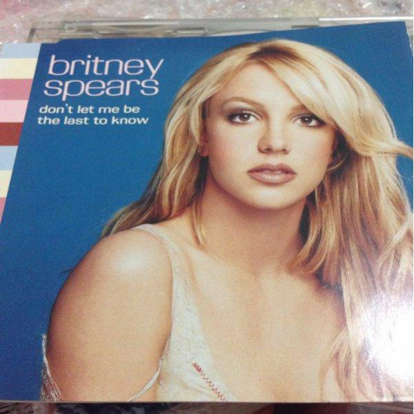 harga CD BRITNEY SPEARS SINGLE DONT LET ME THE LAST TO KNOW  STRONGER elevenia.co.id