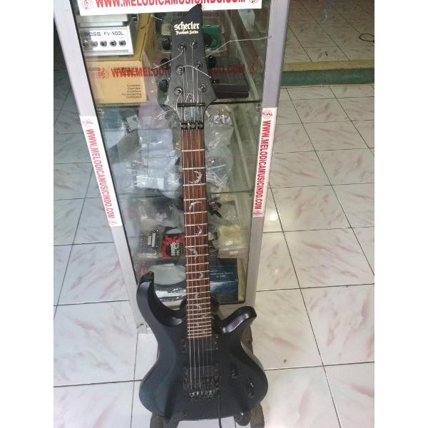 harga Shecter diamond series damien FR original MII not Ibanez Gibson suhr PRS yamaha fender squier epiphone cort elevenia.co.id