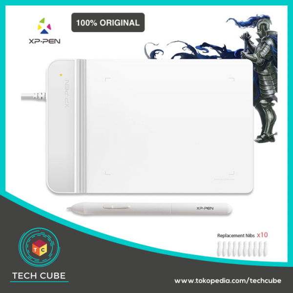 harga Jual XP-Pen G430S Graphic Drawing Tablet and OSU ( alt huion Diskon elevenia.co.id
