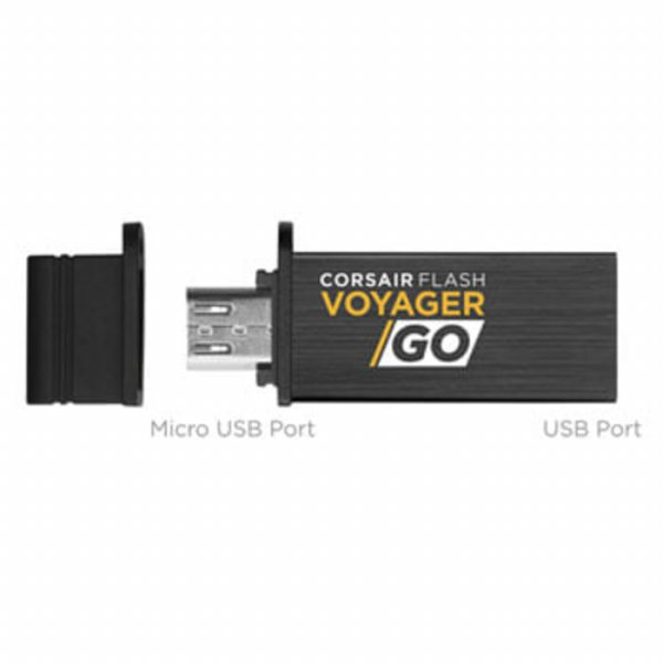 harga Flashdisk Voyager Go Corsair CMFVG-16GB EU-For Android Phone,T elevenia.co.id