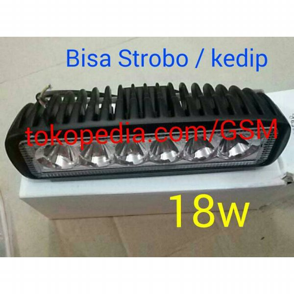 harga SALE NEW LED Bar Lampu sorot LED STROBO tembak Offroad Drl  motor mobil elevenia.co.id