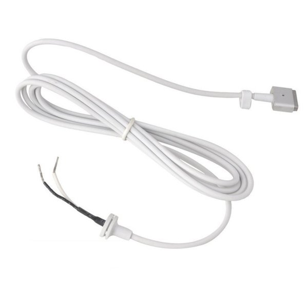 harga Apple DC Cable for 60W MagSafe T Tip - White elevenia.co.id