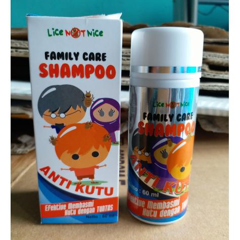 harga Shampoo Anti Kutu Family Care Shampoo ORIGINAL elevenia.co.id