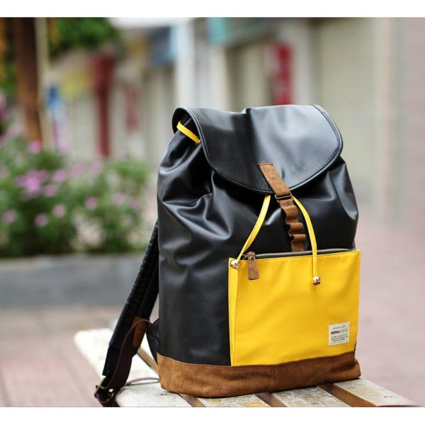 harga Remax Fashion Notebook Bags - 308 - Yellow elevenia.co.id