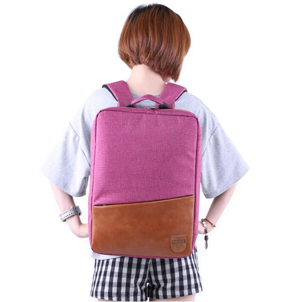 harga Remax Fashion Notebook Bags - Double 398 - Red elevenia.co.id