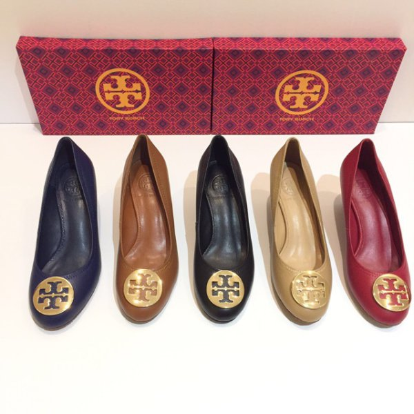 harga Tory burch wedges elevenia.co.id
