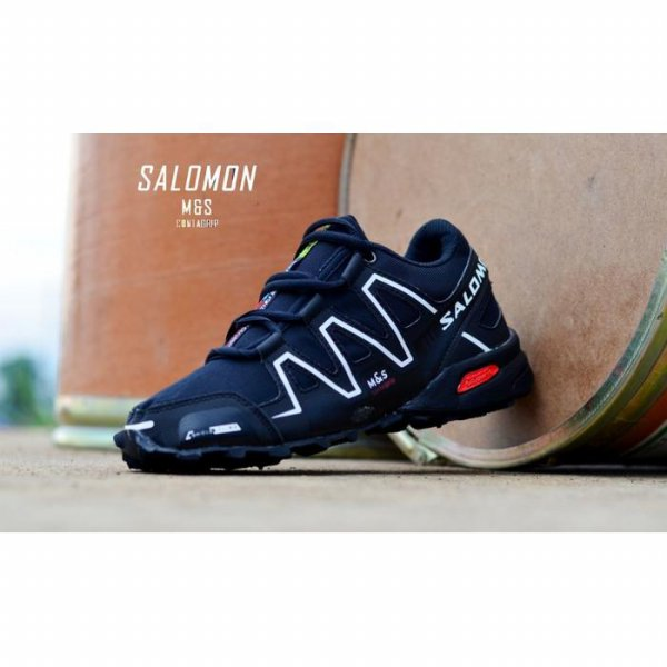 harga SEPATU GUNUNG TRACKING SALOMON RUNNING OUTDOOR HIKING TRAIL OUTBOND elevenia.co.id