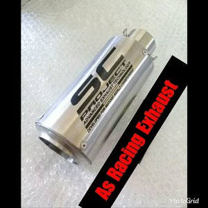 harga SILENCER only.  knalpot SC PROJECT. SILENCER SC PROJECT . KNALPOT RACING SC PROJECT ALL TYPE MOTOR. SILENCER ONLY elevenia.co.id