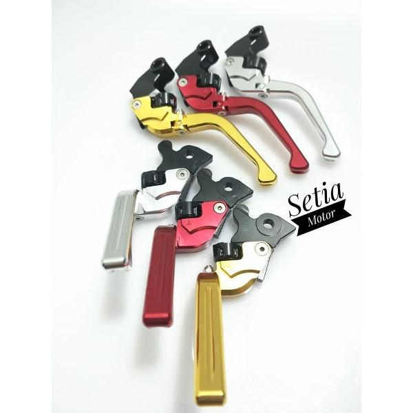 harga Handle Variasi Model Bikers Motor Vixion Rx King Xabre Scorpio Rem Kop elevenia.co.id