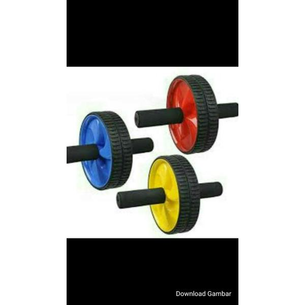 harga ROLLER AB WHEEL FOR FITNESS,SPORT,GYM elevenia.co.id