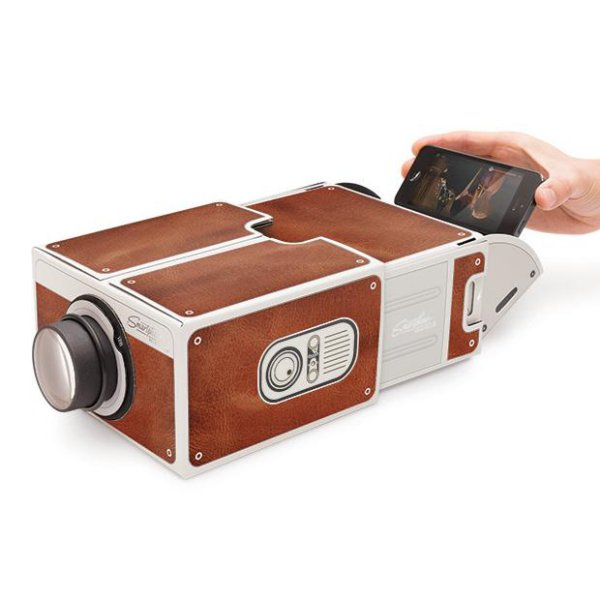 Mini Handphone Proyektor Smartphone Projector 2.0 For Android Iphone Samsung Lenovo Asus Lg