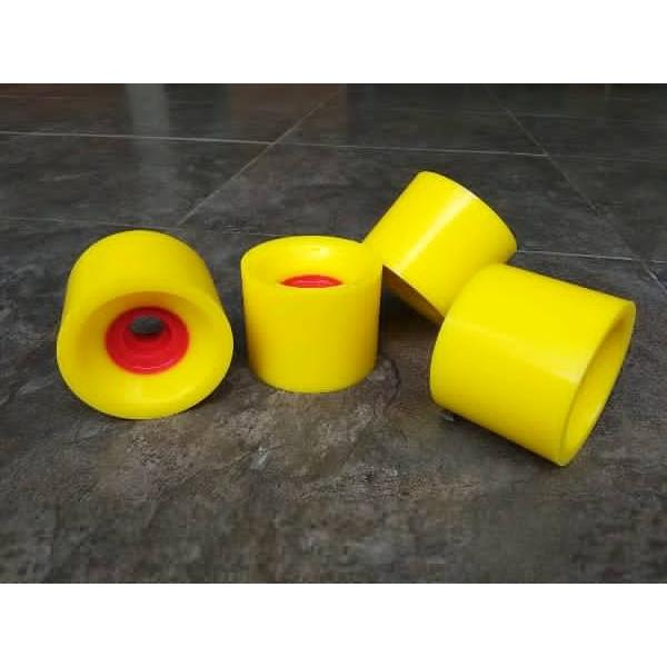 harga Downhill Longboard Wheels 74mm elevenia.co.id