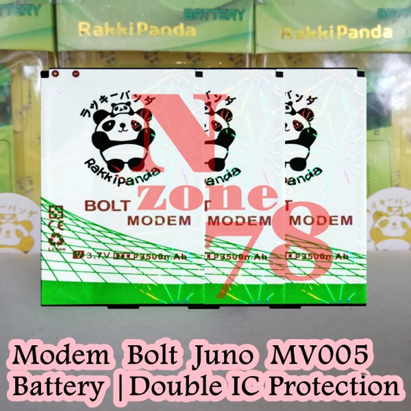 harga Baterai Modem Bolt Juno MV005 DC009 4G Lte Double IC Protection elevenia.co.id