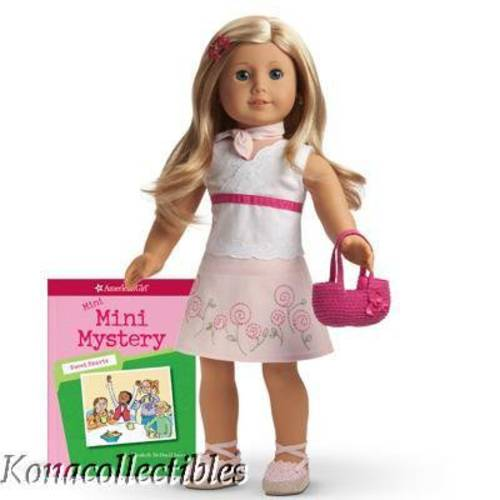 harga [macyskorea] American Girl Sweetheart Skirt Set RETIRED Outfit for 18 Doll ~DOLL IS NOT IN/6377595 elevenia.co.id