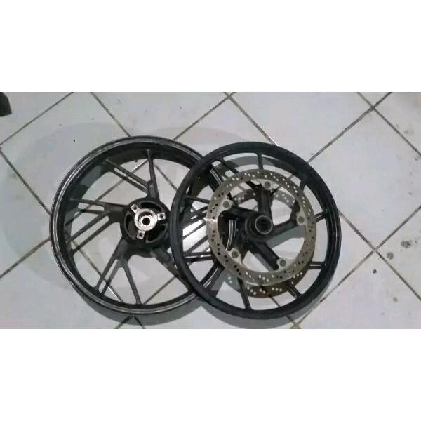 harga Velg racing Satria Fu original elevenia.co.id
