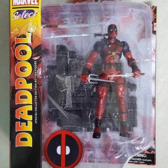 harga Mainan marvel select deadpool elevenia.co.id