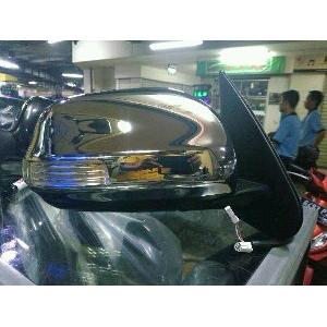 harga ORIGINAL SPION TOYOTA RUSH RAS RASH CHROME TAHUN 2007 2008 2009 2010 2011 2012 2013 2014 2015 2016 2017 G S 34 elevenia.co.id