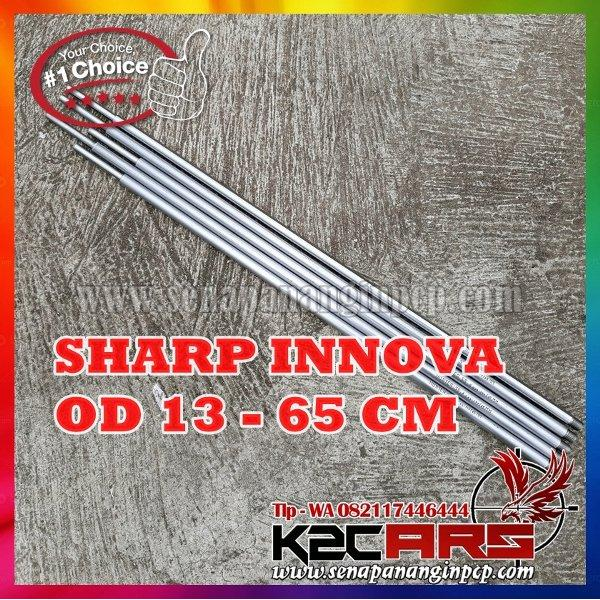 harga Laras Baja Import Sharp Tiger OD 13 - 65 cm elevenia.co.id