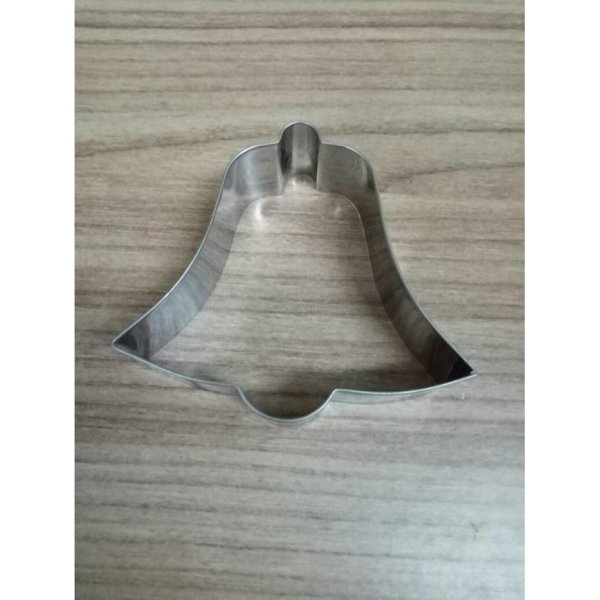 harga COOKIE CUTTER CHRISTMAS BELL / LOYANG  HIASAN CAKE LONCENG NATAL/ WVITO46 elevenia.co.id