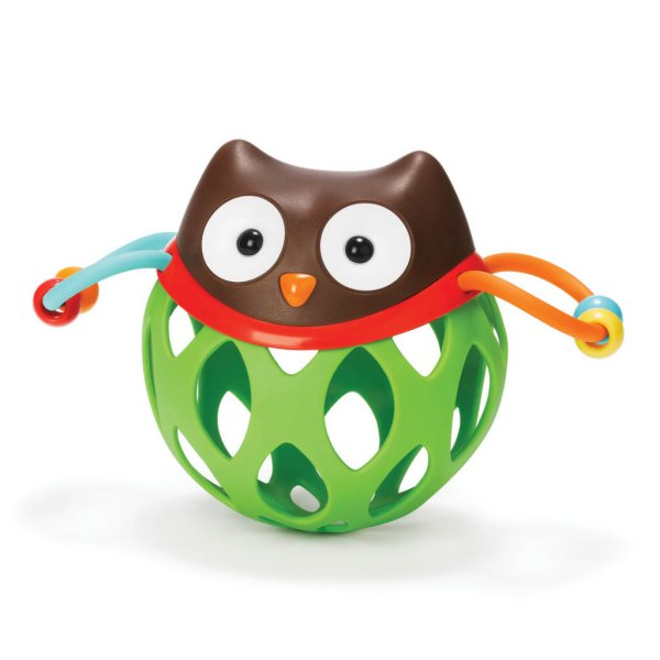 harga SkipHop Roll-Around Rattle Owl elevenia.co.id