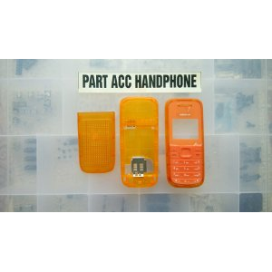 harga Casing nokia fullset 1200 1208 1209 transparan orange elevenia.co.id
