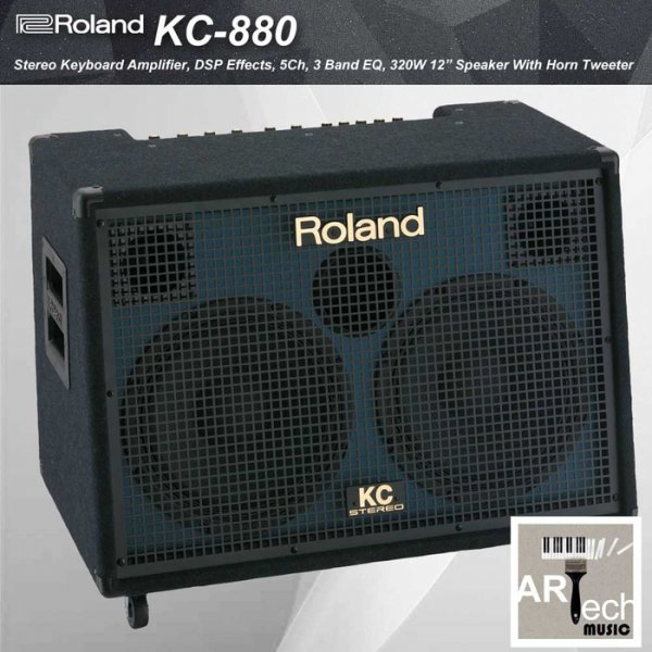harga Hot Promo Ampli Roland KC880 / KC 880 Keyboard Amplifier 5 Channel 320 Watt speaker aktif / speaker laptop / speaker super bass elevenia.co.id