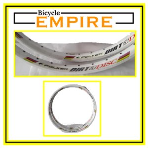 harga Velg Rims Sepeda 26 Folker Dirt 3 Disc hole 32 Bicycle Empire elevenia.co.id
