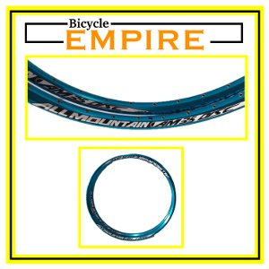harga Velg Rims Sepeda 26 Folker AM35 All Mountain hole 32 Bicycle Empire elevenia.co.id