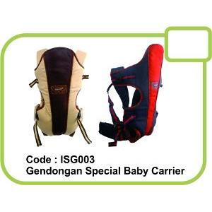 harga GENDONGAN DEPAN SPECIAL BABY CARRIER BABY SCOTS ISG003 elevenia.co.id