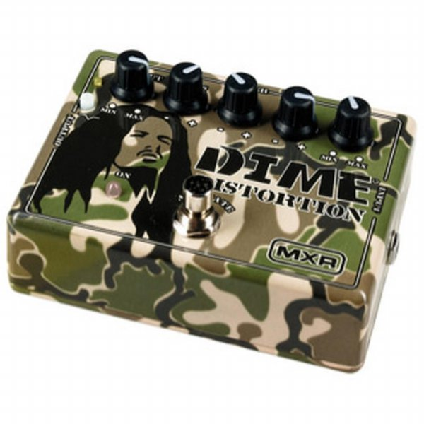 harga [Premium] MXR DD11 Sime Distortion Effect Pedal elevenia.co.id