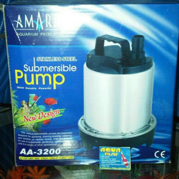 harga Aquarium water pump amara aa-3200 elevenia.co.id