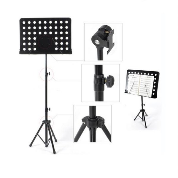 harga Stand partitur / Stand part / Part stand Kuat rapi import Best quality elevenia.co.id