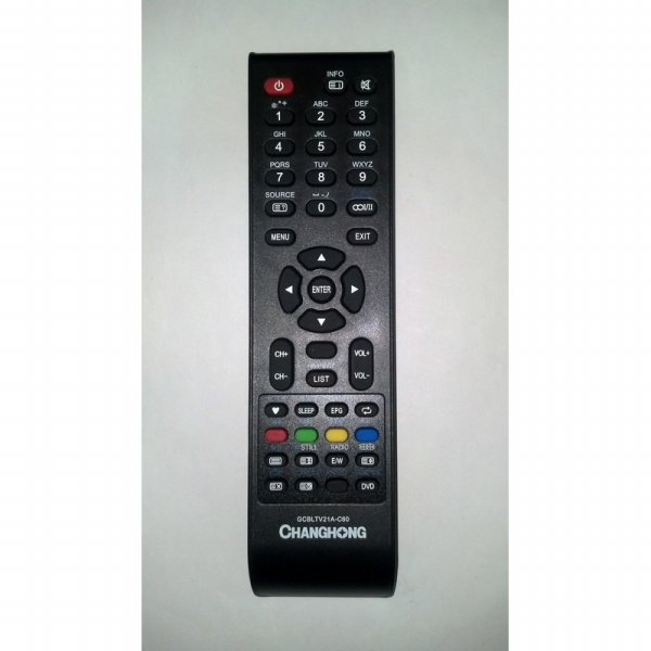 harga REMOT/REMOTE TV CHANGHONG LCD/LED ORI/ORIGINAL/ASLI elevenia.co.id