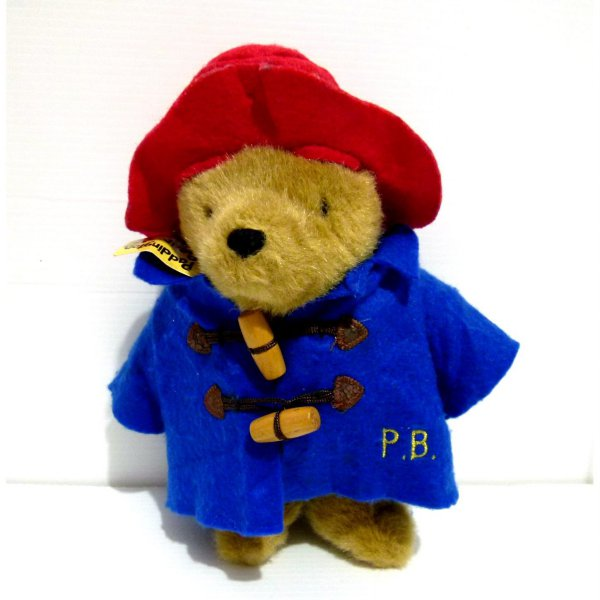 harga Boneka Paddington Bear Original London Teddy Bear Super Soft Doll elevenia.co.id