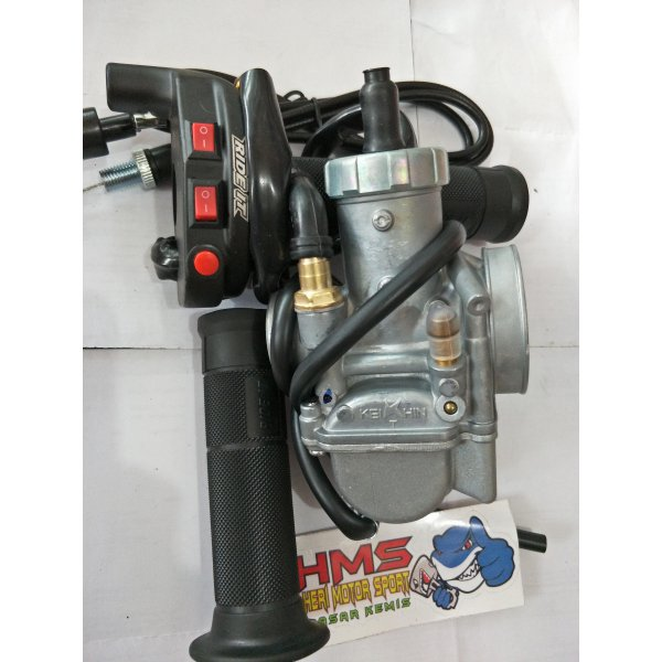 harga karburator nsr keihin pe28 plus gas spontan ride it tombol elevenia.co.id