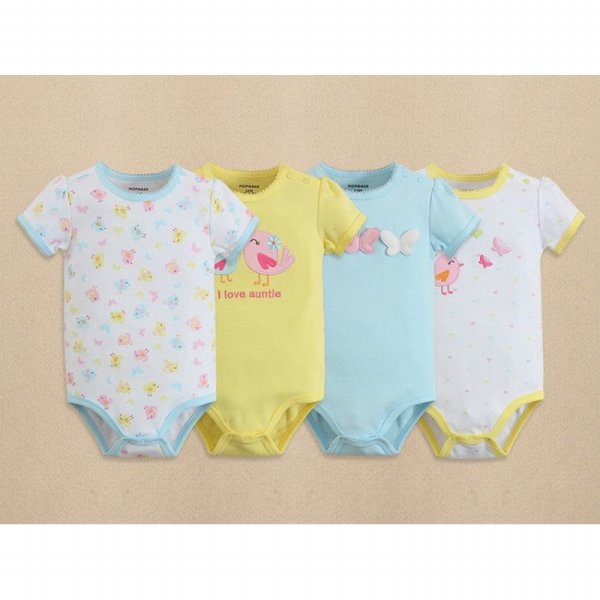 harga Mom and Bab Short Jumper 4in1 S15 - Blue Yellow Butterfly elevenia.co.id