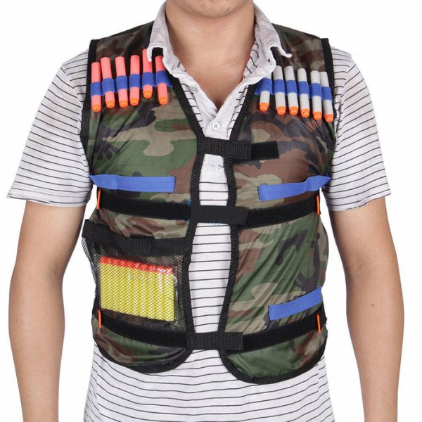 harga kids elite tactical vest for nerf / rompi nerf anak elevenia.co.id