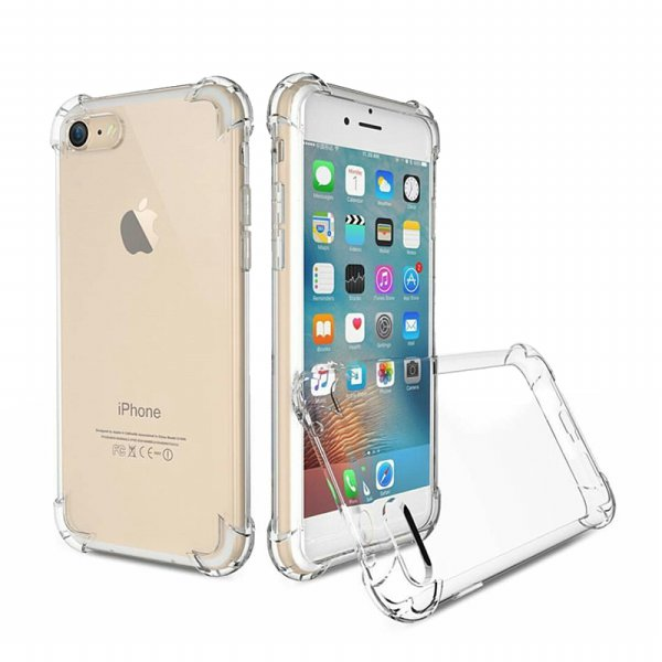 harga Case Anti Shock / Anti Crack Softcase - Clear - Tipe Lengkap Samsung iPhone Xiaomi Oppo DLL elevenia.co.id