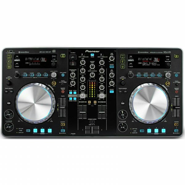 harga Pioneer XDJ-R1 - All in One DJ Controller with Rekordbox elevenia.co.id
