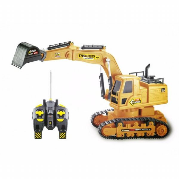 harga RC Excavator Power Truck Workbench 360 - Mainan Alat Berat (Beko) elevenia.co.id