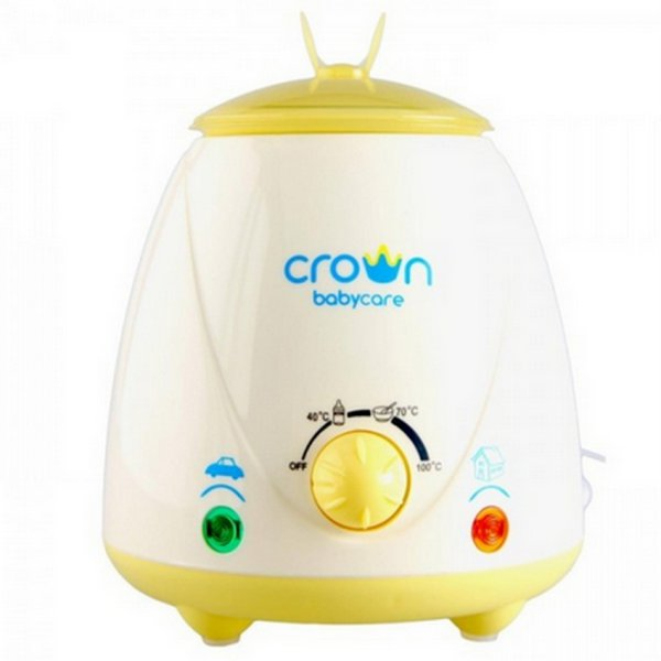 harga Baby Crown Babycare Multifunction Baby Warmer BPA Free - Putih elevenia.co.id
