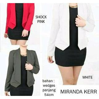 harga Blazer wedges cantik import elevenia.co.id