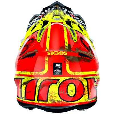 harga (Full Face) Helm Airoh Aviator 2.2 Six Days 2017 (Limited Edition) elevenia.co.id