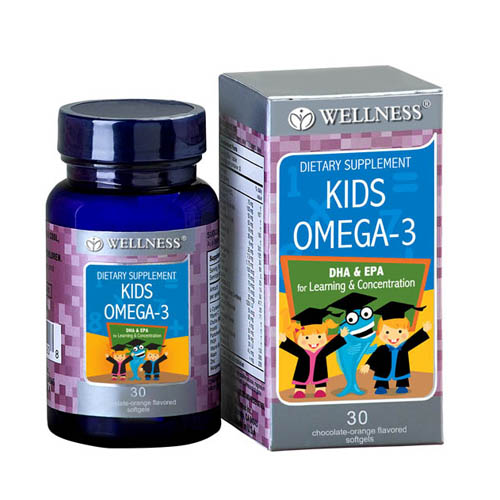harga Wellness Kids Omega 3 elevenia.co.id