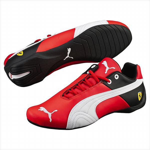 harga Puma Ferrari Future Cat SF OG Red Dominan Sepatu Otomotif Sports Original 305822-02 elevenia.co.id